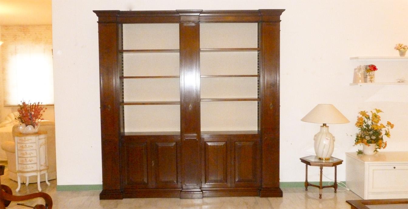 Libreria stile fine '800